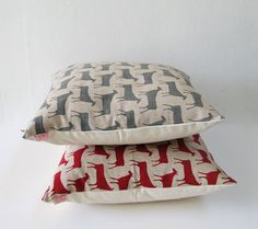 pillows by skinny laminx | featured on the style files | Flickr