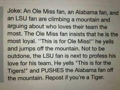 Must read this!! Love it!! GEAUX TIGERS!!!!