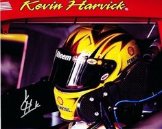 AUTOGRAPHED Kevin Harvick 2010 Pre-Race (#29 Shell/Pennzoil) Helmet 8X10 Photo by Trackside Autographs. $42.95. For your viewing pleasure: *AUTOGRAPHED* Kevin Harvick 2010 Pre-Race (#29 Shell/Pennzoil) Helmet 8X10 Photo. This glossy NASCAR picture has been Hand-Signed by Kevin through a well-respected member of Global Authentication. You will receive a Certificate of Authenticity (COA) with your purchase, and we also offer a 100% life-time guarantee regarding authent...