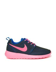 Imagen 1 de Zapatillas de deporte en rosa hyper Rosherun de Nike