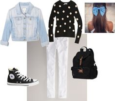 """The Girl That Makes Everyone Jealous"" by beverlyharrison on Polyvore"
