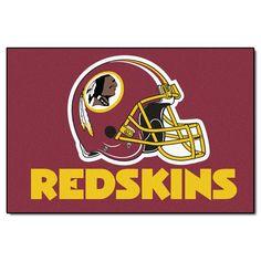 Washington Redskins Starter Rug 20x30