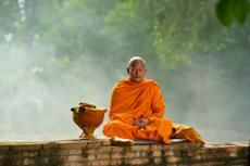 Buddhist monks ,Thailand - Buy this stock photo and explore similar images at Adobe Stock Hotel Am Strand, Buddhist Monk, Baybayin, Videos, Thailand, Stock Photos, Sacks, Tibet, Motorcycle