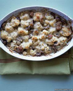 spaghetti by eclecticrecipes com # recipe chestnut sage and prosciutto ...
