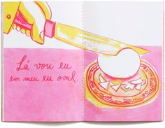 Spreads from 'Socorram-me em Marrocos' (Help me in Morocco) by Andrés Sandoval