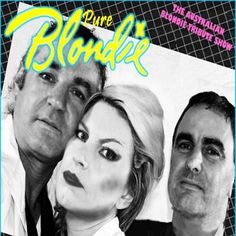 Pure Blondie The Australian Blondie Tribute Show #Willunga #Cabaret