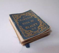 Lilliputian book of beauty