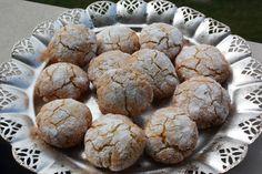 mis recetas dulces y saladas: galletas árabes (de almendra y azahar)