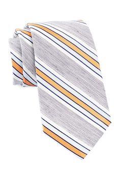 Alara | Alara Textured Melange Stripe Tie | Nordstrom Rack