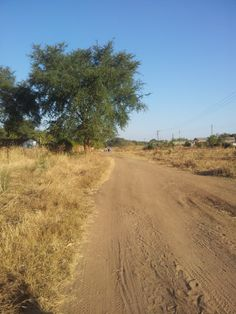 Typical African roads