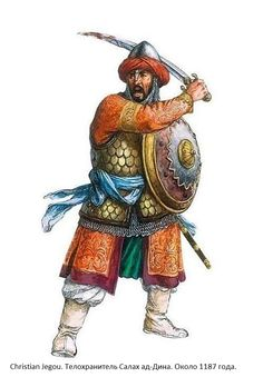 [WB][B] Crusader - Way to expiation Medieval World, Medieval Knight, Medieval Fantasy, Persian Warrior, Character Art, Character Design, Arabian Art, Warrior King, Armadura Medieval