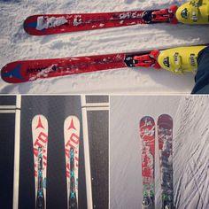 Ski test: Atomic Redster S9 vs Atomic Redster D2 SL vs Rossignol Hero Elite ST Ti