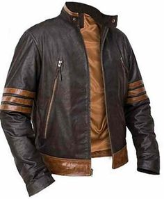 Wolverine is the most followed and the most dashing super hero that has ever been made. For all the X men cartoon and movie fans, we have got something that you cannot afford to let go. X men wolverine leather jacket is one of the most demanded outfits by X men fans from all over the world. This ...