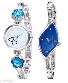 Watches Classy Women's Watch Combo Material: Metal Size: Free Size Type: Analog Description: It Has 2 Pieces Of Women's Watch Country of Origin: India Sizes Available: Free Size   Catalog Rating: ★4 (431)  Catalog Name: Stylish Classy Women's Watches Combo Vol 3 CatalogID_191684 C72-SC1087 Code: 903-1476479-