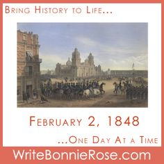 Timeline Worksheet: February 2, 1848: Treaty of Guadalupe Hidalgo is signed. Learn more about the men who fought in the Mexican-American war.