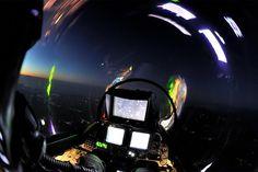 F-16 block 60 cockpit