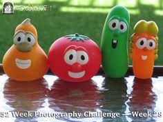 52 Week Photography Challenge —  Week 28 Portrait: Family