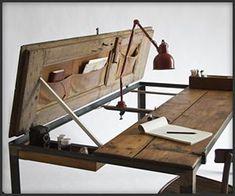 Manoteca Indoor Table workbench