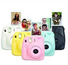 Fuji Mini 8 cámara Fujifilm Fuji Instax Mini 8 cámara instantánea Photo Film…