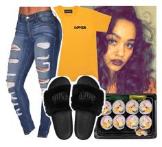 """""""Untitled #374"""" by gabb-slayy ❤ liked on Polyvore"""