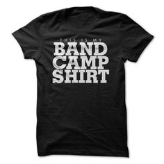 Do you love everything about band camp? Are you excited every time you think about marching band? This tee is perfect for you!  Available in 5 colors!