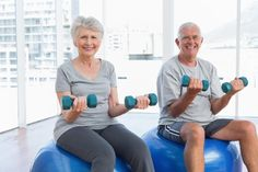 Physical Considerations for Training Older Seniors
