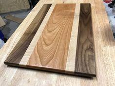 Cutting Board Walnut-Maple-Cherry