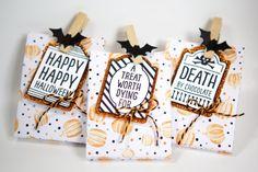 Halloween Treats mit Stampin Up