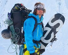 Risultati immagini per jeremy jones snowboard Ski And Snowboard, Snowboarding, Skiing, Jeremy Jones, Mountain Hiking, Big Mountain, Soft Spoken, North Face Backpack, Ski