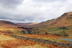 The Scottish Borders, the origin of dunhill cashmere