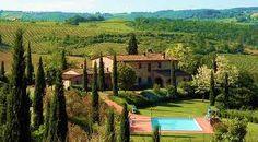 Tuscan Villa - YES!