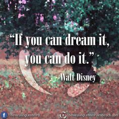 """If you can dream it, you can do it."" -Walt Disney #FamousQuotes #Dreams #Quotes"