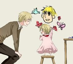 Have A Look! by  篠田 - Hetalia - America / England