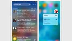 Image result for Pinterest ios app created pins