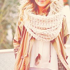 cable knit scarf...omg this scarf looks soooo warm and cozy