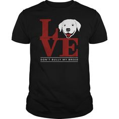 Labrador Retriever owner  My love  Mens Premium TShirt - Labradane Dog Lover uses the famous LOVE template and colorful paw prints inside the text. The heart features a transparent Labradane silhouette so your garment color shows through.  #Labrador Retriever #Labrador Retrievershirts #iloveLabrador Retriever # tshirts