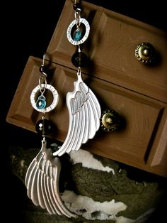 Dare to Fly by AdornmentByNicole on Etsy, $36.00