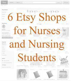 6 Etsy Shops for Nurses and Nursing Students | best stuff