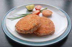 Salmon Quinoa Fishcakes