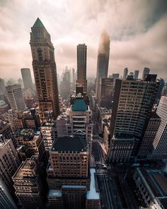 Stunning Aerial and Urban Instagrams by Lior Sack #inspiration #photography