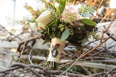 Whimsical bouquet at Karlie + Jon = Marie Gabrielle Whimsical Vintage Garden Wedding by Garden Gate Joseph Mark Photography; Colleen Harkins;   Junior Villanueva, Garden Gate Floral;  Seranata Strings; Absolute Entertainment; Sugar Bee Sweets;  POSH  & Rent My Dust; WhataBooth; Romantic Remembrances; Jakezetterfilm