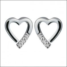 Diamonds are the way to a girl's heart... Check out the Hot Diamonds range at G Tydeman Jewellers.