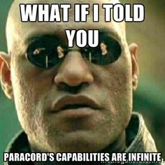 It's true! What can paracord NOT do?! Share this if you love paracord as much as us.