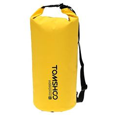 TOMSHOO 10L  20L Outdoor Waterproof Dry Bag Sack Gear Storage Bag for Travelling Rafting Boating Kayaking Canoeing Camping Snowboarding -- To view further for this item, visit the image link.(It is Amazon affiliate link) #jjforum