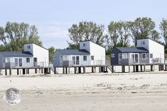 Holland Urlaub direkt am Meer, Kamperland, Roompot Beach Resort, Strandhaus, Sand