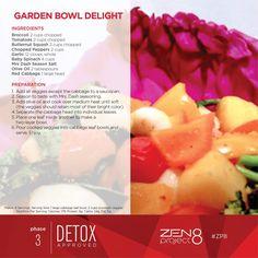 zen detox fase 1