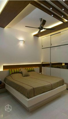 Surprising Cool Tips: False Ceiling Design For Hall false ceiling rustic interior design.Contemporary False Ceiling Home Decor false ceiling lights ideas. False Ceiling Living Room, Ceiling Design Living Room, Bedroom False Ceiling Design, Bedroom Bed Design, Bedroom Ceiling, Modern Bedroom, Living Room Decor, Fall Ceiling Designs Bedroom, Bedroom Small