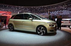 Primeurs autosalon Geneve 2013  ( Citroen )