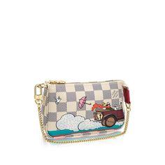 Découvrez+l'incontournable+Mini+Pochette+Accessoires+Evasion+via+Louis+Vuitton+