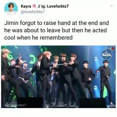 I did notice that 😂😂 but we all know about Jin and dancing Bts Memes, Funny Memes, Bts Boys, Bts Bangtan Boy, Bts Jimin, Kpop Gifs, Boy Band, Bts Funny Videos, Bts Tweet